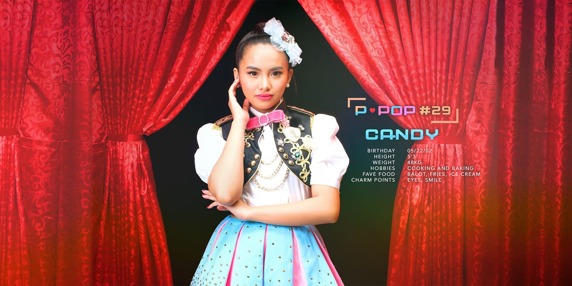 Candy Banner